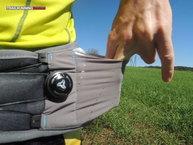 RaidLight Responsiv LazerDry: RaidLight Responsiv LazerDry, accesibilidad bolsillos traseros