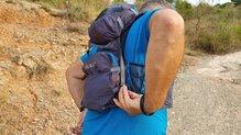 RaidLight Revolutiv 12L: Sistemas de fijacion del bolsillo movible de la mochila RaidLight Revolutiv 12L
