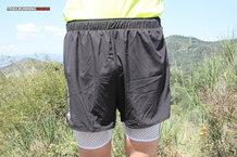 Frontal de Pantalones cortos: RaidLight - Trail Performer