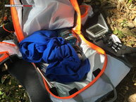 RaidLight Ultra Vest Olmo 5 L: Raidlight Ultra Vest Olmo 5L: gran boca de carga