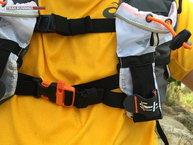 RaidLight Ultra Vest Olmo 5 L: Ajuste frontal