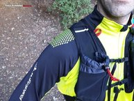 RaidLight Wintertrail ML: Hombros con puntos de silicona