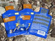 Recuperat-ion Sport Gel: Recuperat-ion Sport Gel COLA: envase tipo sobre rectagular con 32 gramos de producto
