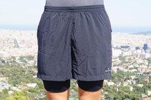 Frontal de Pantalones cortos: Ronhill - Infinity Fuel Twin Short
