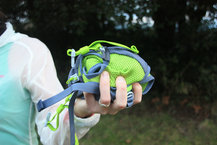 Ronhill Nano 3L Vest: Comprobando lal flexibilidad de la Nano 3L Vest