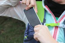 Ronhill Nano 3L Vest: Detalle del silbato de la Ronhill Nano 3L Vest
