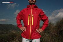 Frontal de Chaquetas membrana: Ronhill - Trail Tempest Jacket