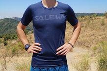 Frontal de Camisetas: Salewa - Pedroc Delta Dry