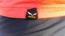 Salewa Pedroc Delta Dry: Salewa Pedroc Polartec Delta: detalle de la marca.