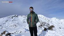 Salewa Pedroc Hybrid Alpine Wool Hood Jacket: Nos hemos llevado la Salewa Pedroc Hybrid Alpine Wool Hood Jacket al pirineo andorrano