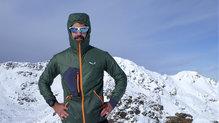 Salewa Pedroc Hybrid Alpine Wool Hood Jacket: Una chaqueta ideal para los días más fríos en los que queremos hacer actividad