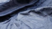 Salewa Pedroc Hybrid Alpine Wool Hood Jacket: El tejido interno es muy cálido y cómodo
