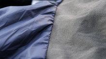 Salewa Pedroc Hybrid Alpine Wool Hood Jacket: Los materiales utilizados siguen funcionado como el primer día