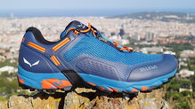 Frontal de Calzado: Salewa - Speed Beat Gore-Tex