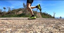 Salming Trail 5: SALMING TRAIL 5: Permite una buena dinámica de carrera