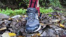 Salming Trail Hydro: Los terrenos húmedos son su mejor terreno de juego