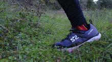 Salming Trail Hydro: Las salidas otoñales en hierba mojada han puesto a prueba el upper