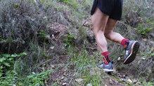Salming Trail Hydro: En subida los tacos aislados nos ofrecen una buena tracción