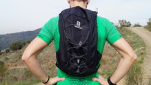 Frontal de Mochilas: Salomon - Agile 12 Set