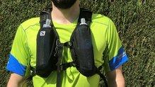 Salomon Agile 6 Set: Sistema de hidratación frontal de la Salomon Agile 6