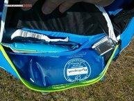 Salomon Agile Belt 500 Set: Salomon Agile Belt 500 Set: llenamos el bolsillo trasero (soft flask, cámara y 2 barritas)
