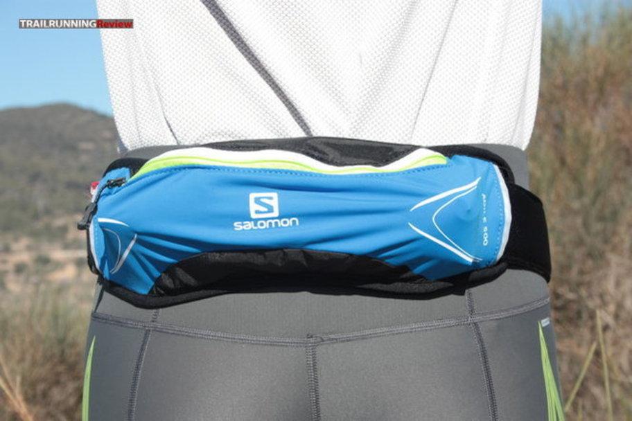 Gutscheincode so billig gemütlich frisch Salomon Agile Belt 500 Set - TRAILRUNNINGReview.com
