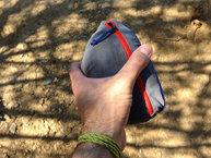 Salomon Bonatti Pro: Salomon Bonatti Pro: Guardada en su bolsillo