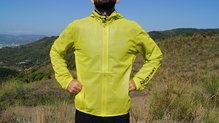 Frontal de Chaquetas membrana: Salomon - Bonatti Race WP Jacket