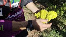 Salomon Bonatti Race WP Jacket: Es muy fácil y rápida de plegar incluso en carrera