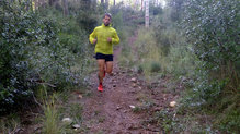 Salomon Bonatti Race WP Jacket: Con ella, se puede hacer todo tipo de movimientos sin limitación alguna
