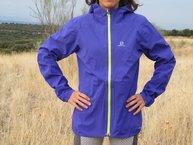 Frontal de Chaquetas membrana: Salomon - Bonatti WP Jacket W