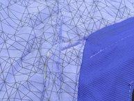 Salomon Bonatti WP Jacket W: Salomon Bonatti WP: detalle de las costuras y termosellados interiores del bolsillo