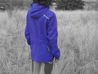 Salomon Bonatti WP Jacket W: Salomon Bonatti WP: con capucha y un bolsillo trasero