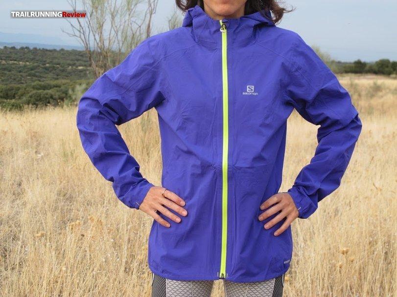en venta Precio de fábrica 2019 novísimo selección Salomon Bonatti WP Jacket W - TRAILRUNNINGReview.com