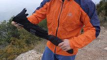 Salomon Bonatti WP Pant: El propio bolsillo de los Salomon WP Pant sirve de funda
