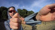 Salomon Elevate Aero FZ Mid W: Chaqueta Salomon Elevate Aero FZ Mid W, todo y dar la sensación los puños de ser poco resistentes están perfectos las gomas mantienen su elasticidad.