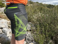 Salomon Intensity Short Tight: Salomon Intesity Short Tight: Excelentes acabados