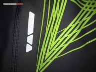 Salomon Intensity Short Tight: Salomon Intesity Short Tight: Reflectante lateral trasero