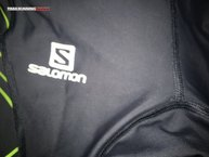 Salomon Intensity Short Tight: Salomon Intesity Short Tight: Reflectante delantero