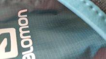 Salomon Pulse Handheld: Salomon Pulse HandHeld: tejido ripstop en la parte más expuesta
