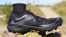 Frontal de Calzado: Salomon - S-Lab Cross