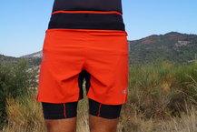 Frontal de Pantalones cortos: Salomon - S-Lab Exo Twinskin Short