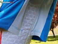 Salomon S-Lab Exo Twinskin: En la zona de la ingle el pantalón queda cosido a la malla