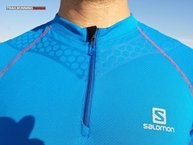 Salomon S-Lab Exo Zip Tee: