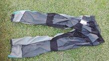 Salomon S-Lab Hybrid Pant: Interior del pantalon de la parte trasera