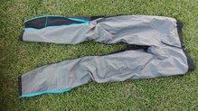 Salomon S-Lab Hybrid Pant: Interior del pantalón de la parte delantera