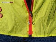 Salomon S-Lab Light Jacket 2016 W: Salomon S-Lab Light Jacket W: la cremallera fácil manipulación con la cuerda que sirve de guía