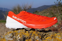 Frontal de Calzado: Salomon - S-Lab Sense 6