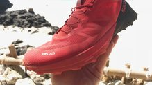 Salomon S-Lab Sense 7 SG: Estado perfecto del upper de las 	Salomon S-Lab Sense 7 SG