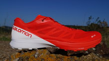 Frontal de Calzado: Salomon - S-Lab Sense 7